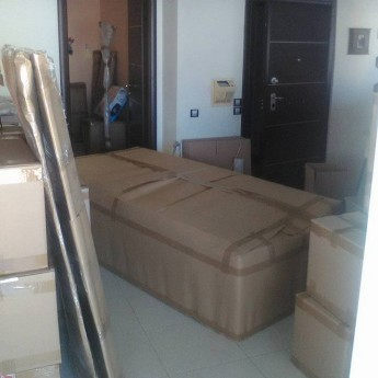 Συσκευασία και φόρτωση για Ντουμπάι