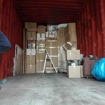 Συσκευασία και φόρτωση για Ιρλανδία